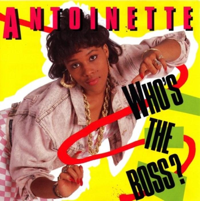 ANTOINETTE 1989